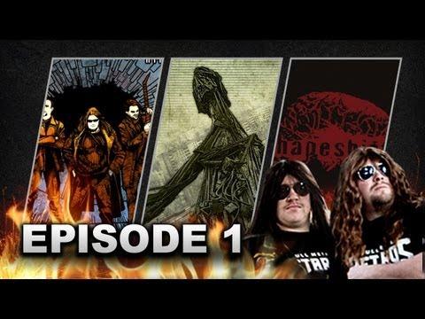 Full Metal Retards - Die Creative Commons Metal Show - Episode 1