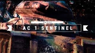 AC 1 Sentinel - Пипка. [WoT]