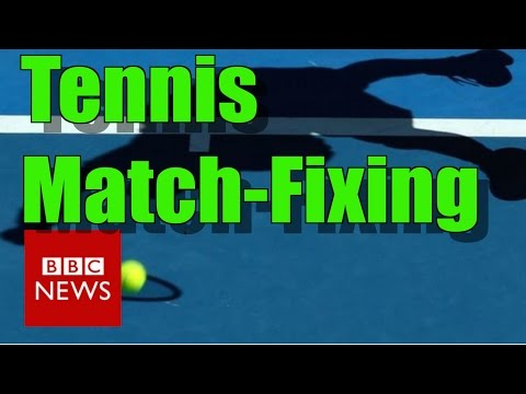 Tennis match fixing: Evidence of suspected match-fixing reve