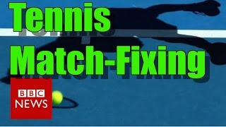 Tennis match fixing: Evidence of suspected match-fixing revealed - BBC News