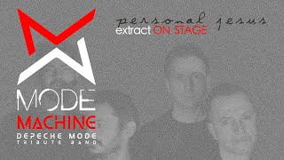 Personal Jesus Extract - Mode Machine Depeche Mode Tribute Band from Italy