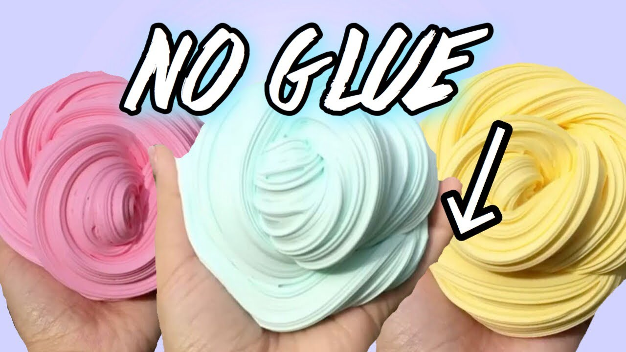 No glue fluffy slime how to make the best slime without glue no glue fluffy slime how to make the best slime without glue ccuart Choice Image