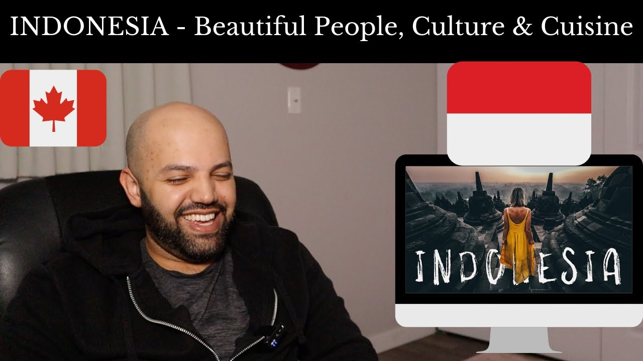 Indonesia The Beautiful People Culture And Cuisine Reaction Best Reaction Youtube