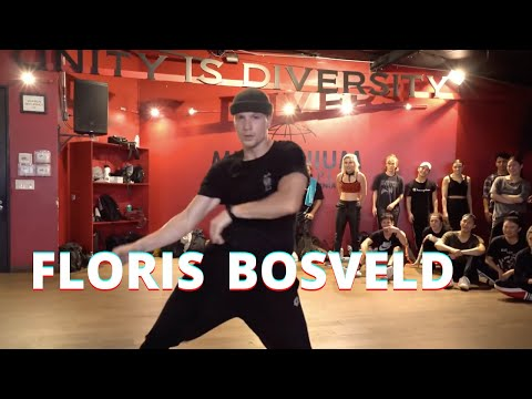 Best Of Floris Bosveld (Kyle Hanagami Choreography)