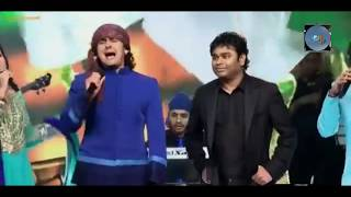 Watch A R Rahman Jai Ho video