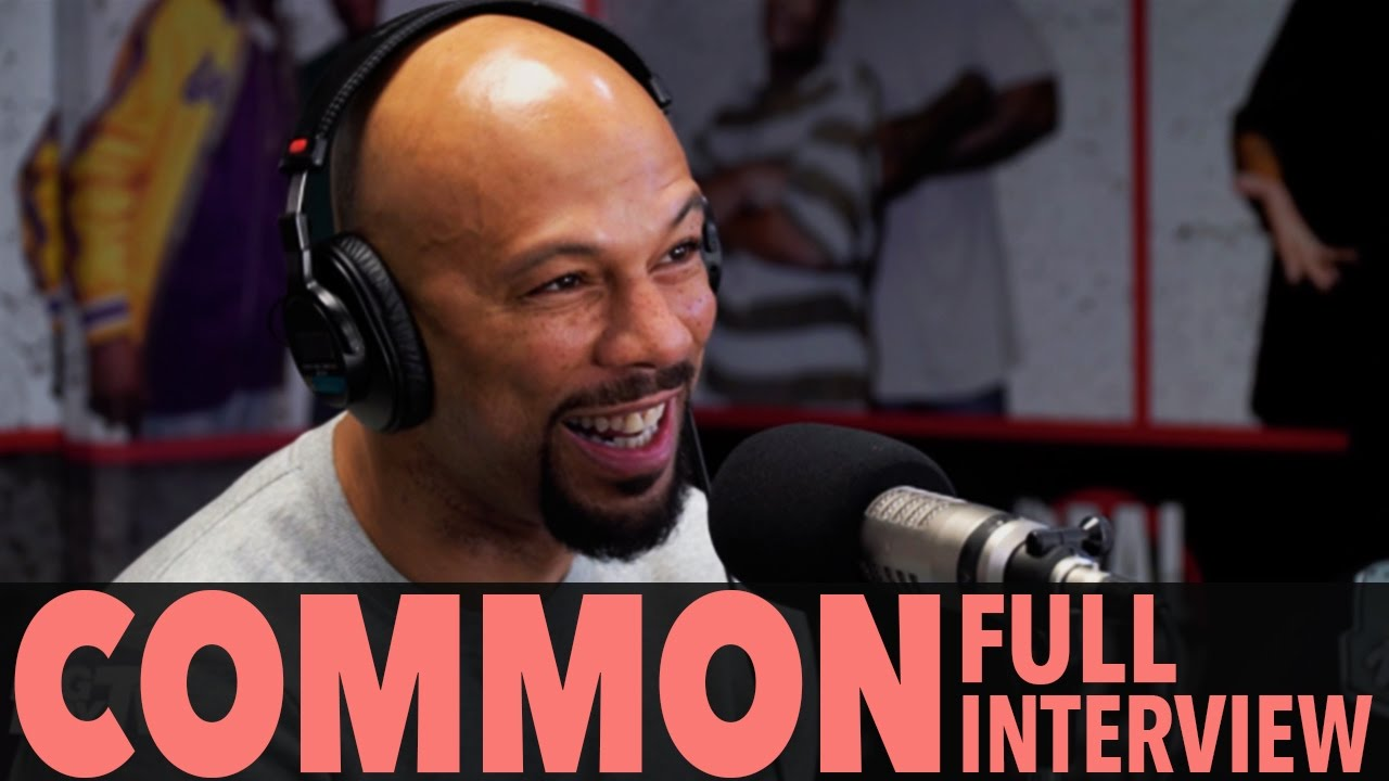 """Download Common on the 2016 Election, New Album """"Black America"""", & Working With Stevie Wonder! 