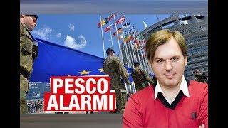 Ergün Diler : Pesco alarmı!