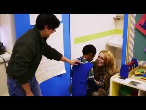 Lindsay Lohan: Community service in Brooklyn