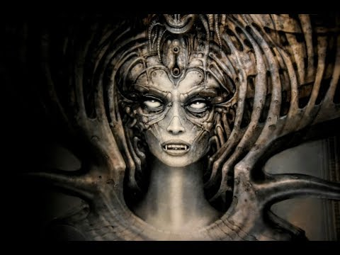H.R. Giger: Biomechanical Dreamscapes