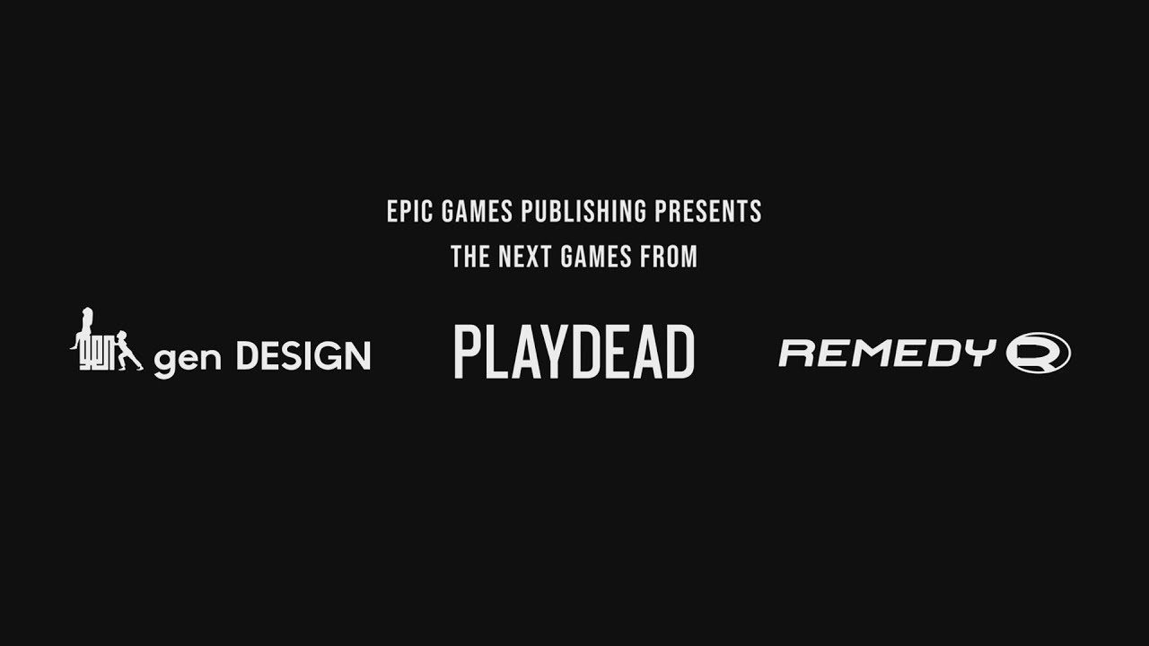Epic Games Publishing | Announce