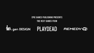 Epic Games Publishing | Announce