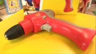 Red Toolbox Drill From Creative Kidstuff