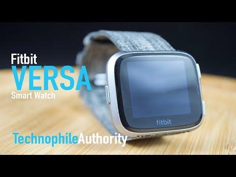 Fitbit Versa: An Honest Review (2018)