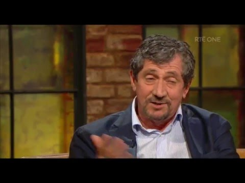 Charlie Bird on getting re-married | The Late Late Show | RTÉ One
