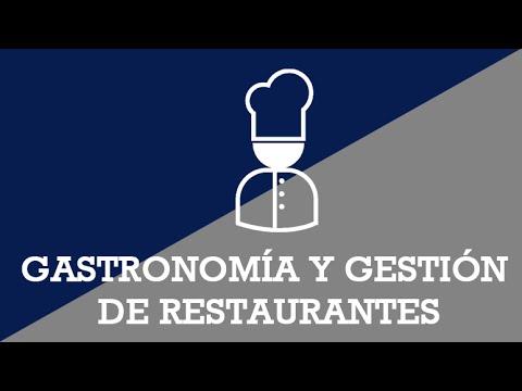 Gastronomía y Gestión de Restaurantes - USIL