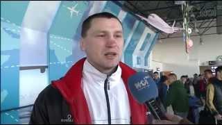 Сборная Казахстана по боксу прибыла на сборы в Молдову