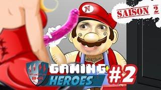 LES GAMING HEROES ONT DES VRAIS MÉTIERS - 2x02