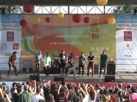 Quest Crew at LA18's Harvest Moon Festival