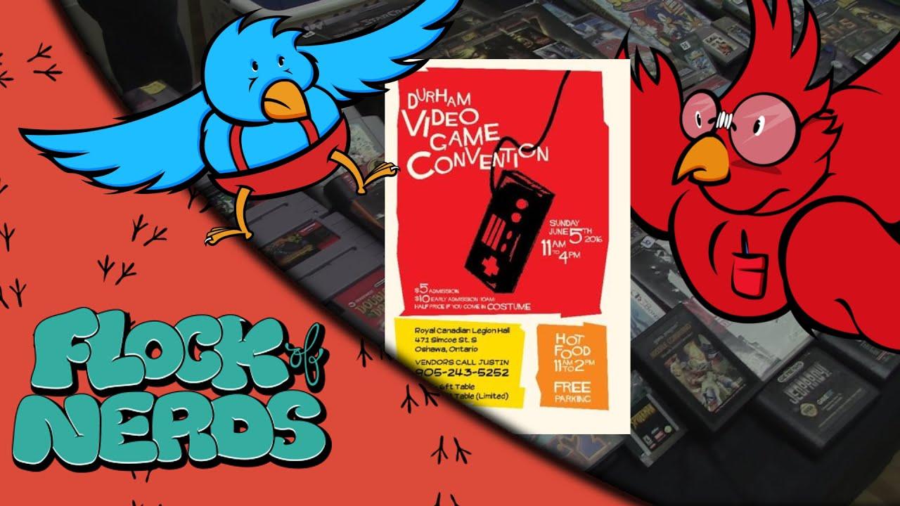 Durham Video Game Convention