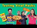 Testing Amazing Viral Food Hacks Part 2 Difficult Hacks Made Easy Hungry Birds  Metrolagu Mp3 - Mp4 Stafaband
