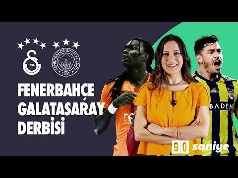 90 Saniye'de Fenerbahçe - Galatasaray Derbisi