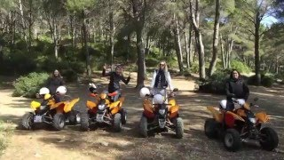 Guided Quad Tours