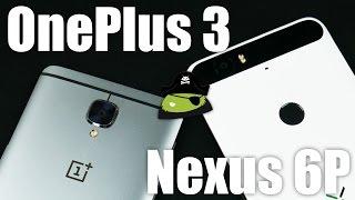 Что выбрать между OnePlus 3 и Nexus 6p? Часть первая.