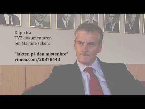 Jonas Gahr Støre lyver?