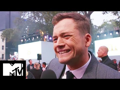 Kingsman: The Golden Circle Cast Take The GEORDIE SLANG Challenge! | MTV Movies