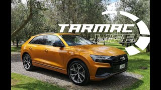 All new Audi Q8 review