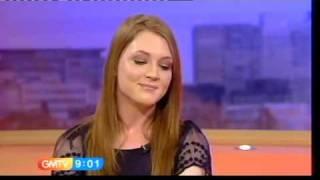 Olivia Hallinan talks about Lark Rise to Candleford (GMTV, 22.01.10) - InterviewsOfInterest