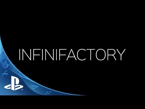 Infinifactory - Announcement Trailer | PS4