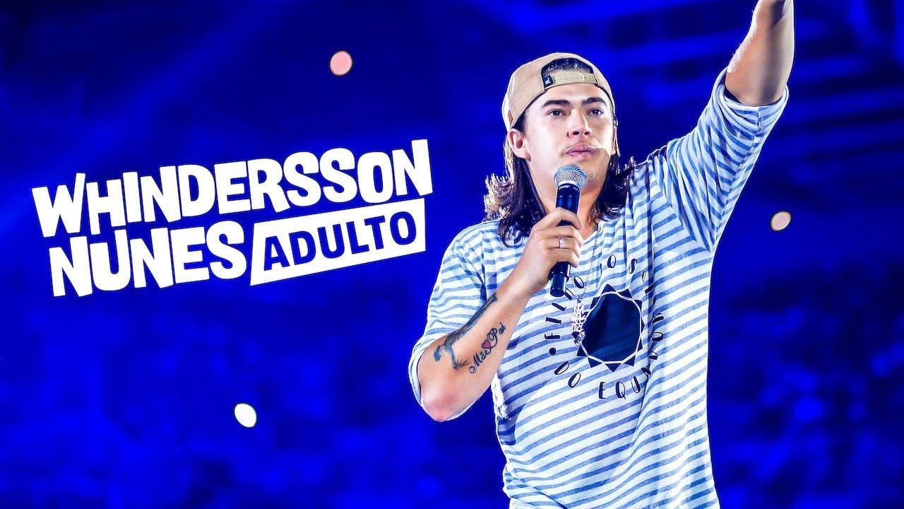 Whindersson Nunes : Adulto   Trailer   Nacional (Brasil) [4K ...