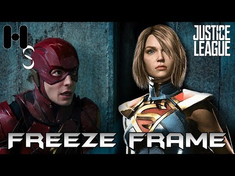 Is Supergirl in Justice League? - Freeze Frame Trailer Breakdown