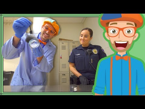 Thumbnail: 1 Hour Blippi Compilation | Educational Videos for Kids - Learn Colors and More!