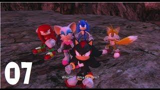 Sonic The Hedgehog 2006 Part 7 Iblis (Xbox 360)