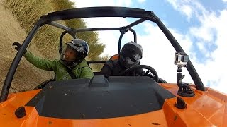 Polaris RZR XP 1000 Turbo first drive by Bomber Magazine