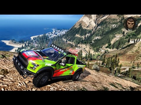► GTA 6 Graphics - Off Road ✪ M.V.G.A. - Raptor Gameplay! 2017 Realistic Graphics MOD 60FPS