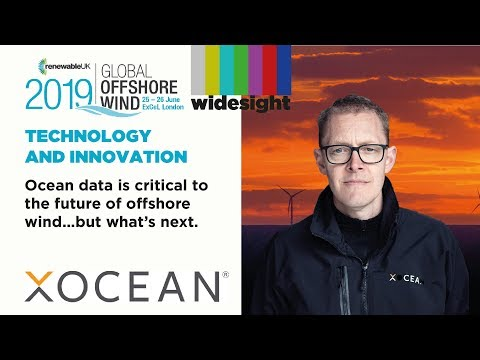 James Ives, XOCEAN: Ocean data is critical to the future of offshore wind. Here's what's next.