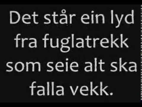 Vamp liten fuggel lyrics