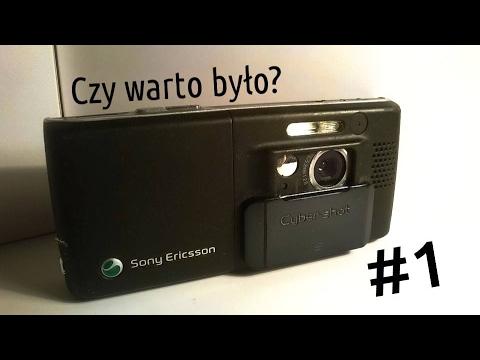 Sony Ericsson K800i- Czy Warto Było ? #1