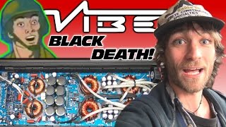 MY BIGGEST AMPLIFIER EVER!!! Vibe Audio 10k Bass Testing w/ Full Bridge Amp Wattage + Dyno Test