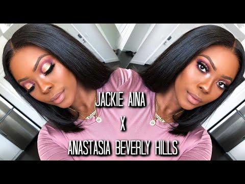 IM FINALLY BACK | Jackie Aina x Anastasia Beverly Hills thumbnail