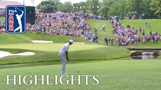 Tiger Woods' Highlights | Round 1 | The Memorial