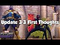Update 3.3 First Thoughts - Marvel Future Fight