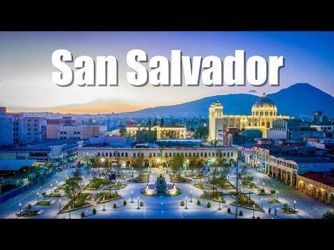 🇸🇻 Qué ver en SAN SALVADOR capital de El Salvador
