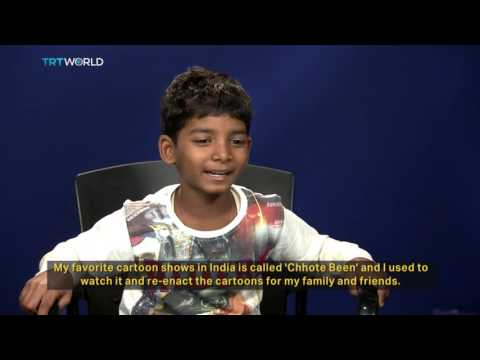 Sunny Pawar, the young 'Lion' star  Cinema  case