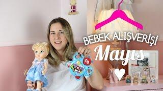 Bebek Alışverişi | Mayıs | Merve'yle Yaz