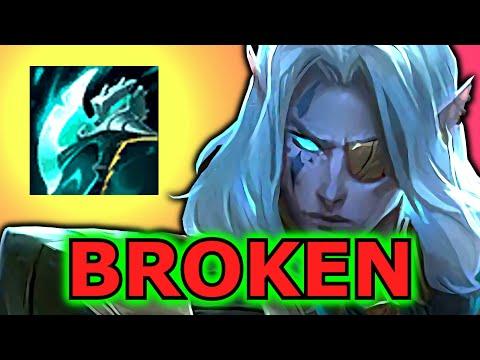 Rock3tt - VLAD HARVESTER IS SO BROKEN | Vladimir Gameplay S11 | League of Legends