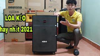 Loa ACNOS CBX15G phiên bản mới nhất 2021 nâng giọng hát karaoke cực đỉnh. Hotline: 0965.885.716